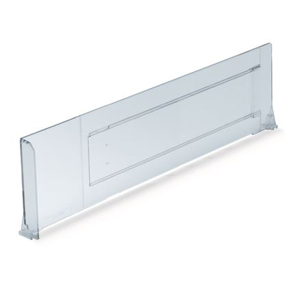 Picture of EXTENDABLE DIVIDER H. 120 MM - WITH SIDE STOPPER H. 120 MM