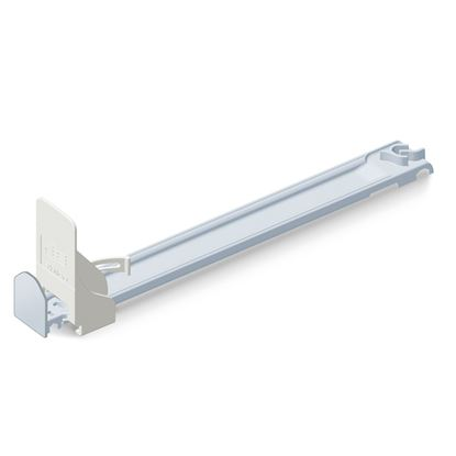 Picture of SLIM PUSHER WITH SPRING - WITH FRONTAL STOPPER