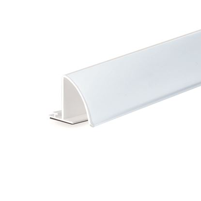 Picture of RAIL FOR DIVIDER - C62ROUND FRONT FOR LABEL H. 32 MM -  WITH MAGNETIC TAPE