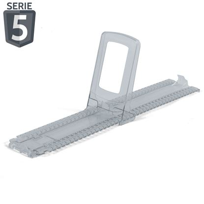 Picture of WIDE RACK -SLIDER FOR LARGE PLATE - Series 5