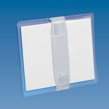 Picture of CLIP FOR SHAPED CLEAR PVC POCKET