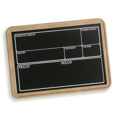 Picture of ARDOISETTE BLACKBOARD - SCREEN PRINTED INSERT