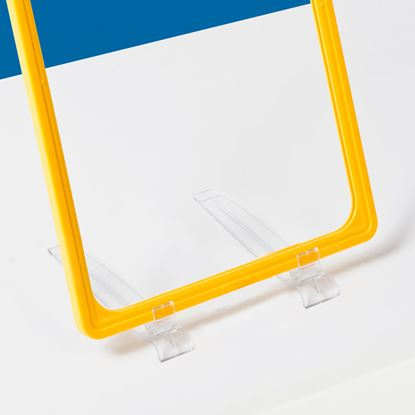 Picture of TRANSPARENT SUPPORT FOR ANGLED POSITIONING OF FRAMES