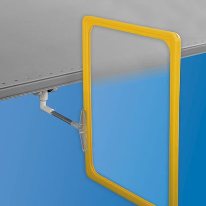 Picture of SWINGING AISLE SIGN FOR FRAMES