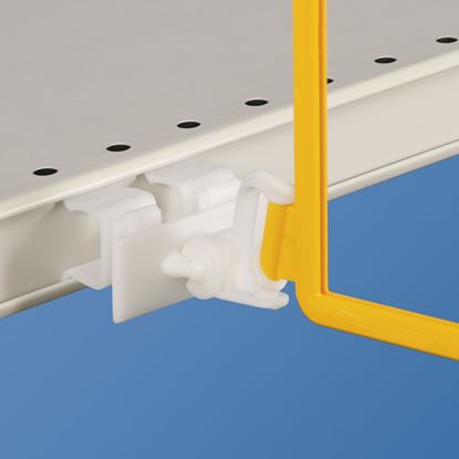 """Picture of HINGED CLIP FOR """"C"""" RAIL"""