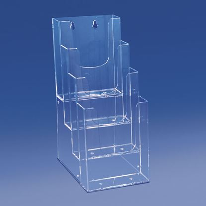 Picture of COUNTER BROCHURE HOLDER 4 TIERS