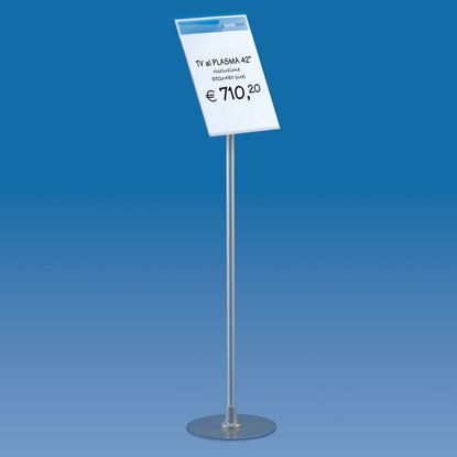 Picture of INCLINABLE MESSAGE HOLDER ON STAND
