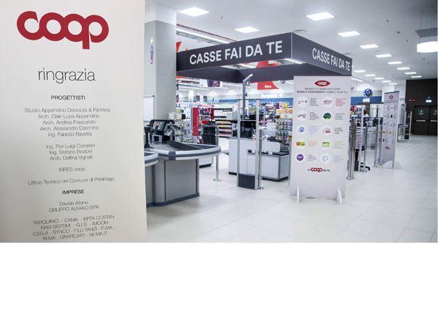 Coop Lombardia: Parabiago - Un nuovo modello di superstore