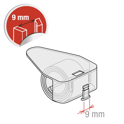 Picture of UNIVERSAL CLIP FOR THICKNESS FROM 5 TO 30 MM