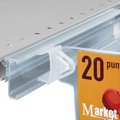 Picture of FLAG STOPPER FOR ELECTRONIC LABEL PROFILES