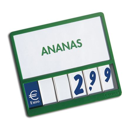 Picture for category SLIM price label holders