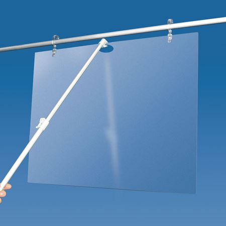 Picture for category POCKET WITH CENTRAL HANGING HOLE AND HOOKS