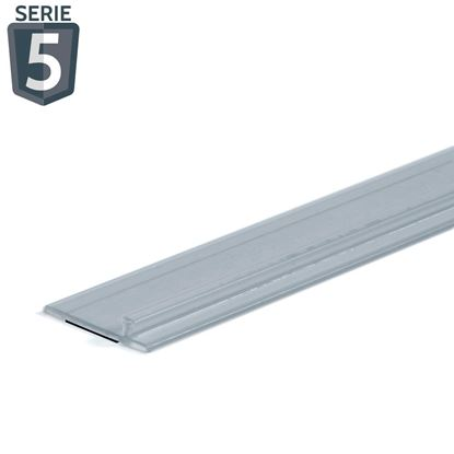 Picture of RAIL FOR DIVIDER - WITHOUT FRONT - WITH MAGNETIC TAPE - Series 5
