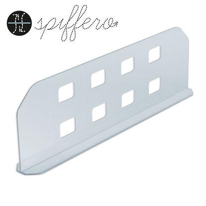 "Picture of ""SPIFFERO"" DIVIDER WITH HOLES H. 170 MM"