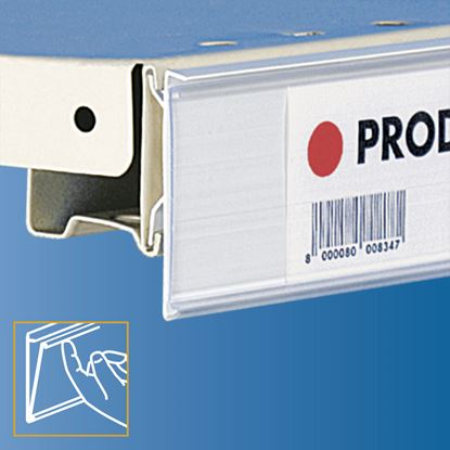 Picture of CEFLA SHELF DATASTRIP - LABEL H.MAX 40 MM