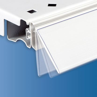 Picture of FLIP-UP DATASTRIP FOR SIDAC SHELF - LABEL H.MAX 40 MM