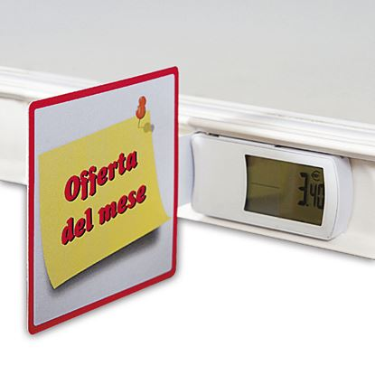 Picture of FLAG SHELF TALKER FOR SES ELECTRONIC LABELS