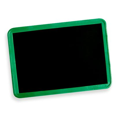 Picture of ARDOISETTE BLACKBOARD - BLACK PLAIN FALSE SLATE INSERT