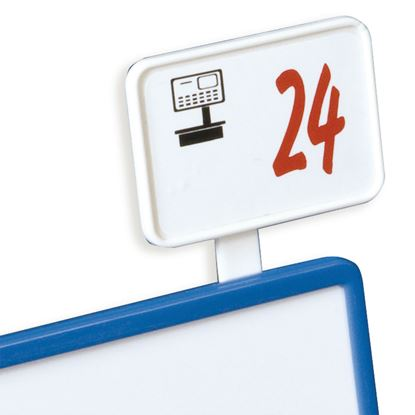 Picture of FOOD SCALE PICTURE SUPPORT CODE PANEL (46x31 MM)
