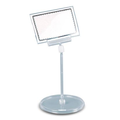 Picture of MESSAGE HOLDER (50 MM) WITH ROUND BASE