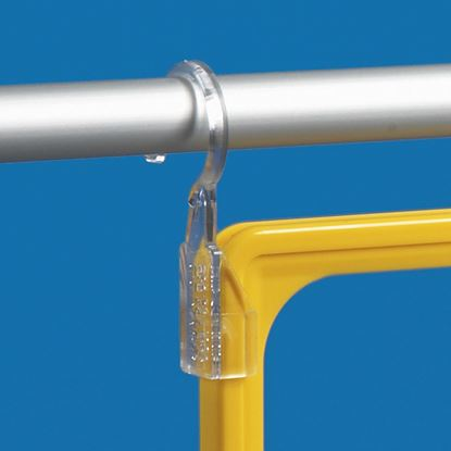 Picture of PAIR OF HOOKS FOR WIRE Ømax 20 MM