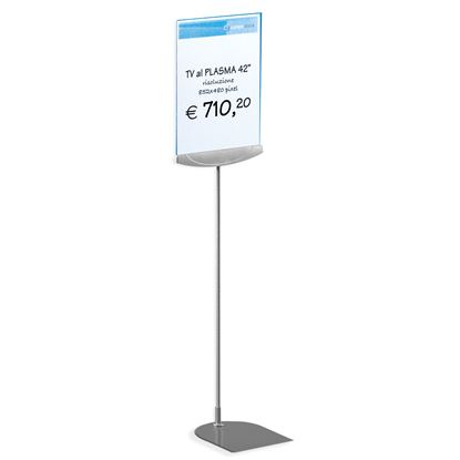 Picture of FIXED ALUMINIUM STANDS WITH SMARTSY SUPPORT