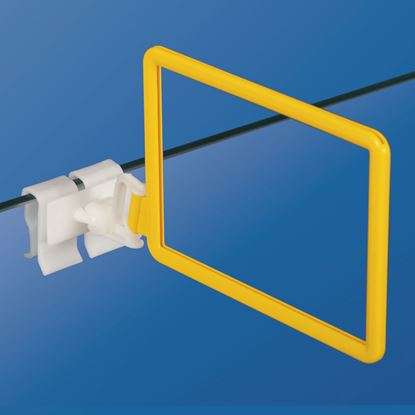 Picture of CLIP FOR PIVOTING FRAMES FOR THICKNESS FROM 1 TO 12 MM