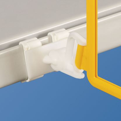 Picture of HINGED CLIP FOR TEGOMETALL SHELF