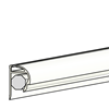 Picture of SEMI-CIRCULAR ADHESIVE FAST CLIP RAIL