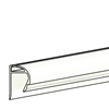 Picture of SEMI-CIRCULAR FAST CLIP RAIL ONLY