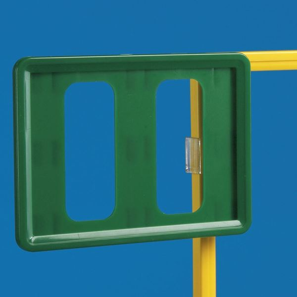 Picture of ADAPTER TO JOIN A FRAME TO A MINI-FRAME - SIDEWAY
