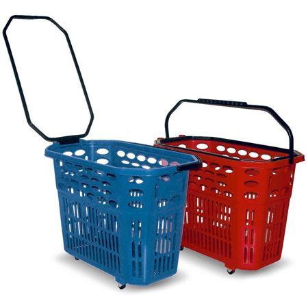 Image de la catégorie PANIER EASY SHOPPING - 52 litres