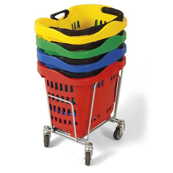 Picture of EASY SHOPPING - 43 LITERS - BASKET HOLDER