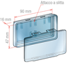 Picture of TAG BOX universal container
