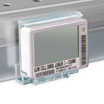 Picture of SINGLE LABEL HOLDER FOR SCANNER PROFILE for Pricer, Hanshow and Altierre