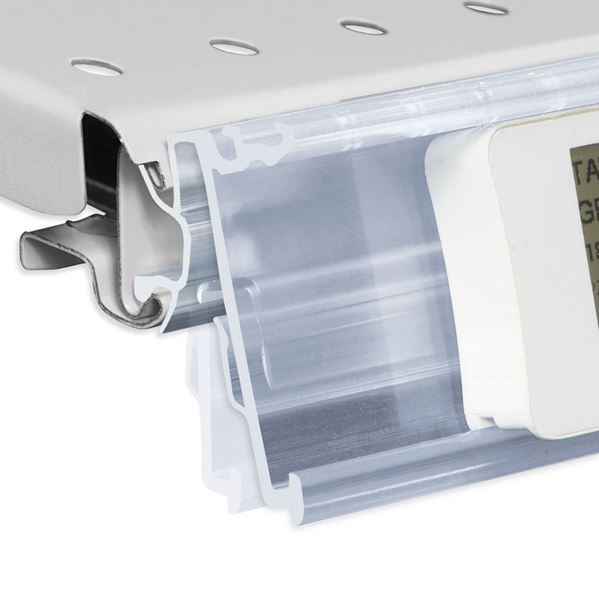 Picture of FLIP-UP DATASTRIP WITH HOLES FOR INTRAC IMZ25 V13 (year 2013) SHELF for Ses