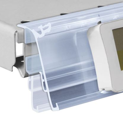 Picture of UNIVERSAL FLIP-UP DATASTRIP WITH HOLES for Ses