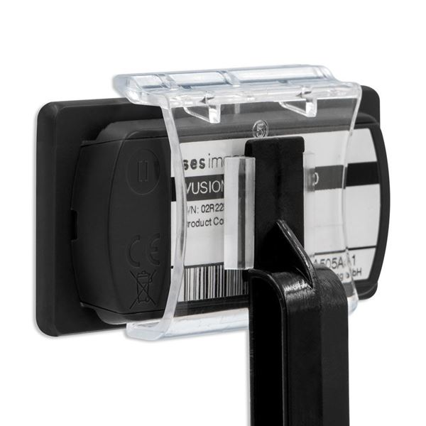 Picture of SINGLE LABEL HOLDER WITH 12 MM GUIDE for SES-Imagotag VUSION