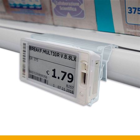 Picture for category ELECTRONIC SHELF LABELS SUPPORTS