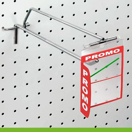 Picture for category HOOKS, LABEL HOLDERS AND ACCESSORIES FOR HOOKS