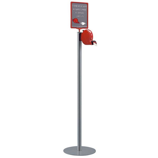 Picture of STEEL STAND FOR FRAME AND DISPENSER