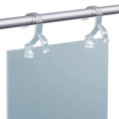 Picture of TRANSPARENT PVC POCKET FOR HOOK EASY LIFT
