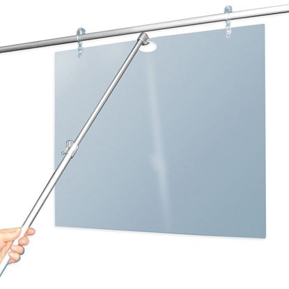 Picture of POCKET WITH CENTRAL HANGING HOLE AND HOOKS