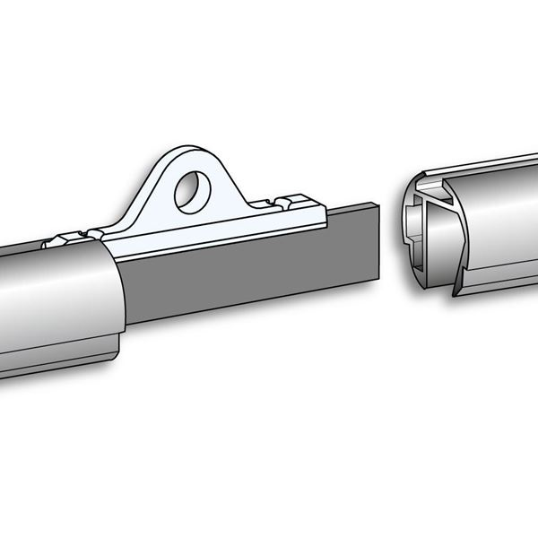 Picture of MOUNTING KIT INCLUDING STRAIGHT JOINT WITH HANGING HOOK