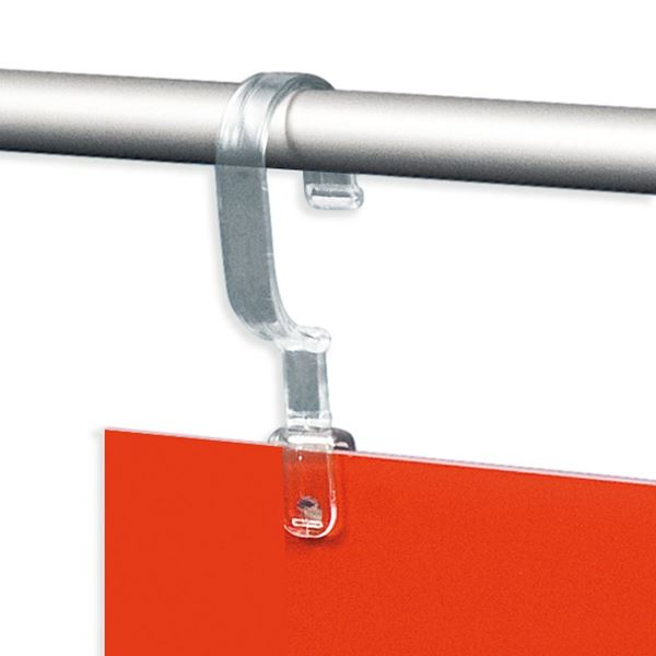 Picture of HOOK FOR THICKNESS UP TO 4 MM