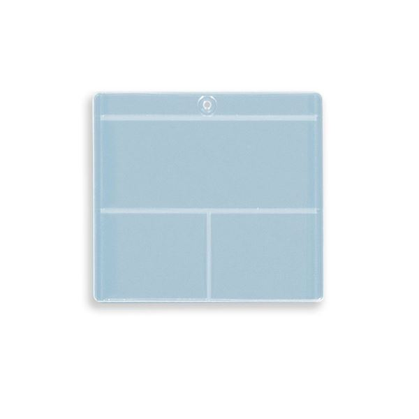 Picture of POCKET IN SOFT PVC FOR 3 INSERTS