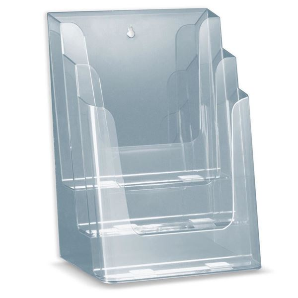 Picture of COUNTER BROCHURE HOLDER 3 OR 4 TIERS