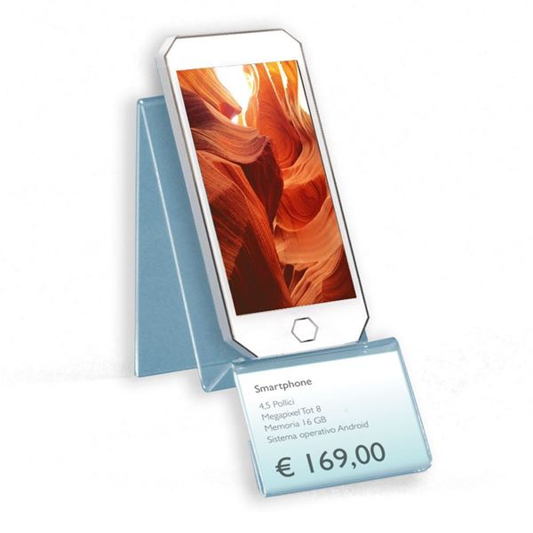 Picture of SIMPLE DISPLAY FOR MOBILE PHONES - 1 LABEL