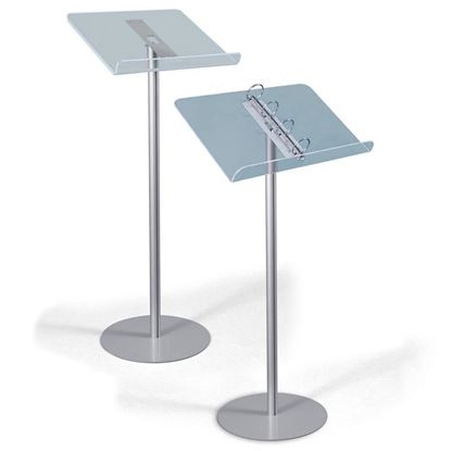 Picture of READING STAND WITH RECTANGULAR TOP - STANDARD