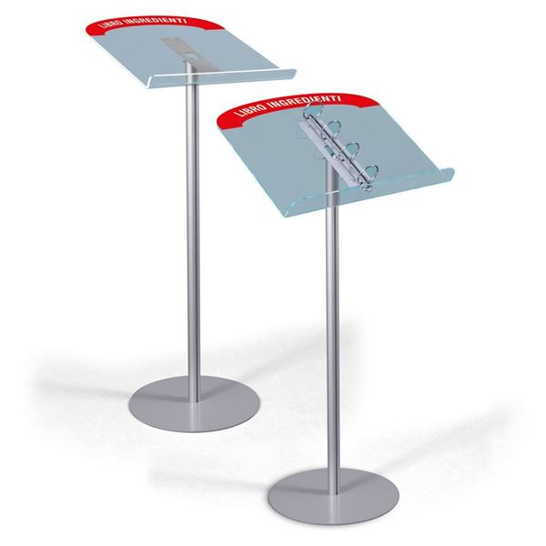 Picture of READING STAND WITH PERSONALISED ROUNDED TOP